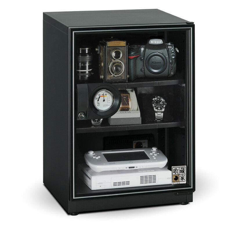 收藏家 暢銷經典防潮箱(72公升 / 寬40cm x 高55.5cm x 深42cm) /個 AD-72P