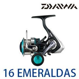 漁拓釣具 DAIWA 2016 EMERALDAS  ( 紡車捲線器) 軟絲系列