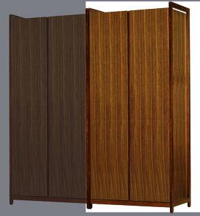 尚品傢俱:【尚品傢俱】JF-031-1奧斯汀2.7尺胡桃單吊衣櫃