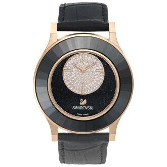 Swarovski 施華洛世奇 Octea Classica asymmetric時尚晶圈腕錶/5095484面39mm