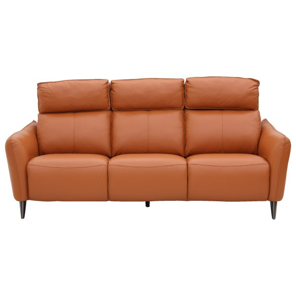 ◎(OUTLET)HTL高級全皮3人用沙發 H624 OR 福利品 NITORI宜得利家居 1