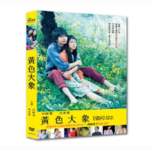 黃色大象DVD宮崎葵向井理