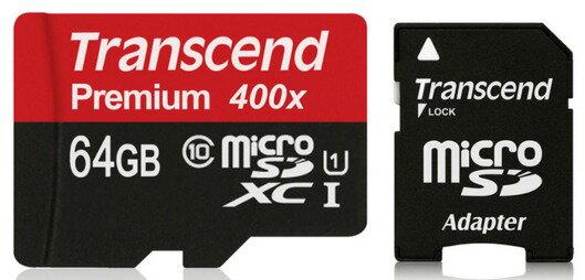 可傑 Transcend 創見 T-Flash micro SD 128G C10 60Mb/s 400x 高速記憶卡