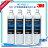 【水達人】 3M SQC PP 3RS-F001-5 第一道前置PP濾芯4入 (PW2000 / PW1000極淨高效純水機) - 限時優惠好康折扣