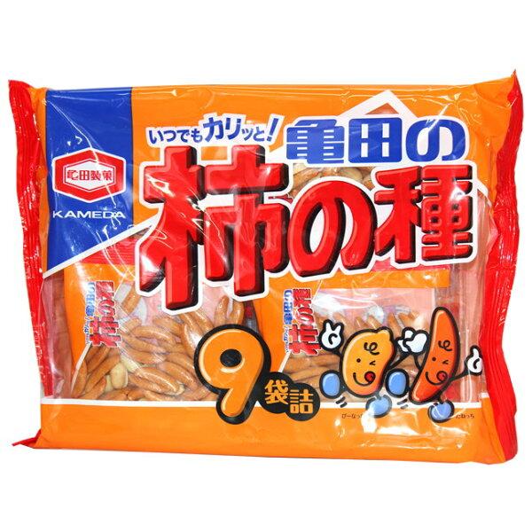 龜田柿種米果265g包