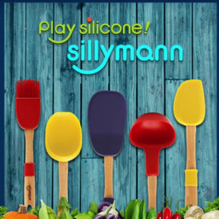 |預購|韓國直送 Sillymann 鍋鏟7件組|2款3色|韓國製|部落客強力推薦