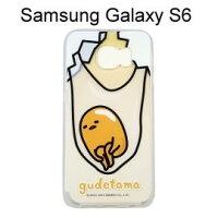 蛋黃哥透明軟殼 [憂鬱] Samsung G9200 Galaxy S6【三麗鷗正版授權】