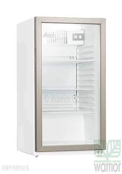 Haier 海爾 直立單門 冷藏櫃 HSC-110