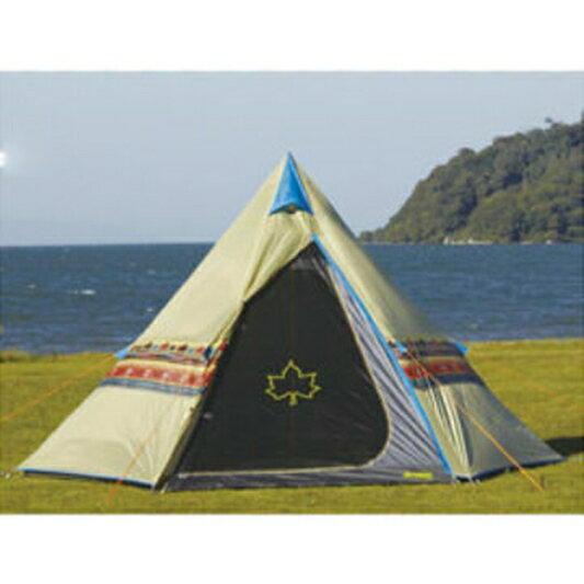 ├登山樂┤日本LOGOS 印地安300帳篷 (4-5人帳) #71806501