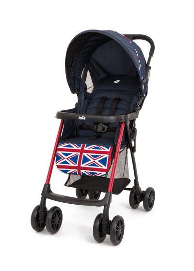 奇哥 Joie New aire 輕便推車-英國紅 / 英國藍『121婦嬰用品館』 2