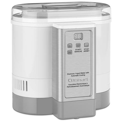 Cuisinart Electric Yogurt Maker with Automatic Cooling - CYM-100 1