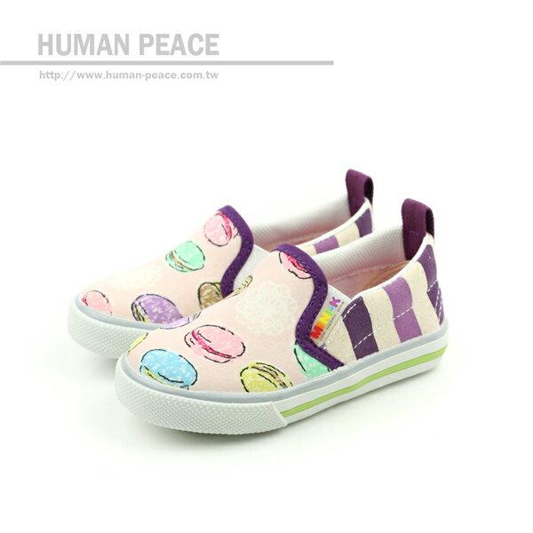 MINI-K 懶人鞋 粉 中童 no015