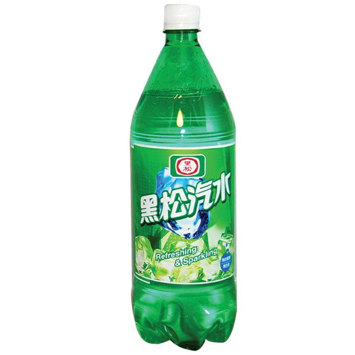 黑松汽水 1250ml (12入)/箱【康鄰超市】