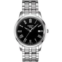 TISSOT 天梭 CLASSIC DREAM 經典鋼帶腕錶 T0334101105301 38mm