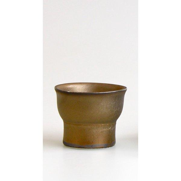 高木陶器 富士山浮繪杯