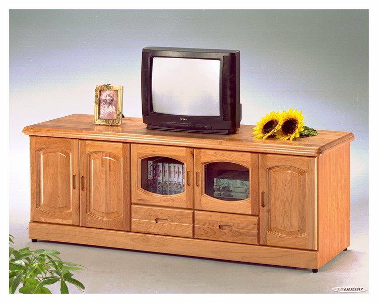【石川家居】GH-636 赤陽木木心板6尺電視櫃 (不含跟其他商品) 需搭配車趟