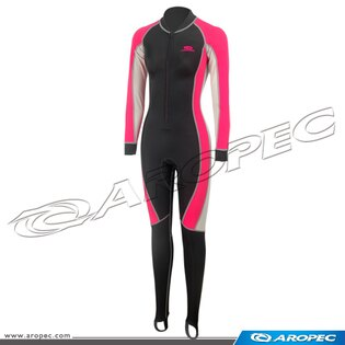 【【蘋果戶外】】AROPECDS-5104W-Lycra-DPK(深桃紅)百分百台灣製品質保證萊克長袖長褲女款水母衣