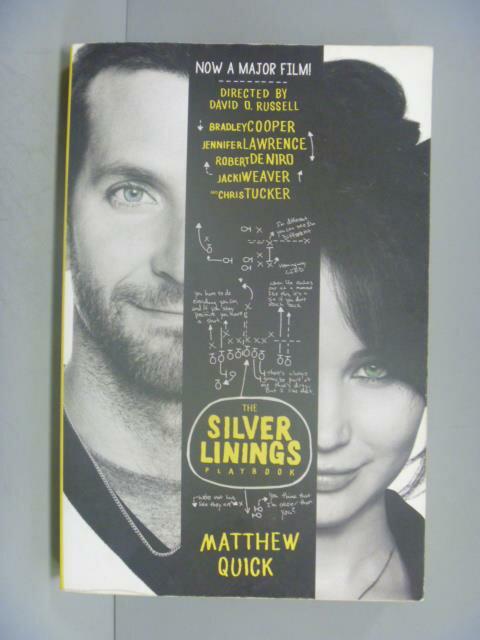~書寶 書T9/原文小說_IKD~The Silver Linings Playbook_