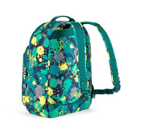OUTLET代購【KIPLING】時尚經典Seoul旅行袋 斜揹包 肩揹包 後揹包 潑墨 1