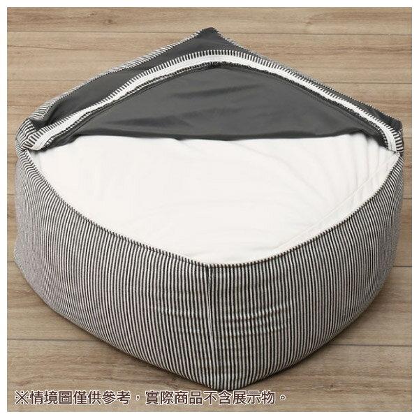 標準型懶骨頭沙發專用布套 (本體另售) STRIPE R NITORI宜得利家居 4
