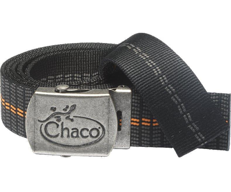 ├登山樂┤美國Chaco 雙面圖騰腰帶/皮帶 鮮橘光條 #CH-CB007HC81OS