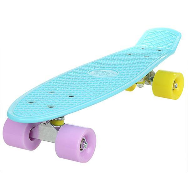22 Cruiser 4 wheel Board Outdoor Mini Complete Deck Skateboard 1