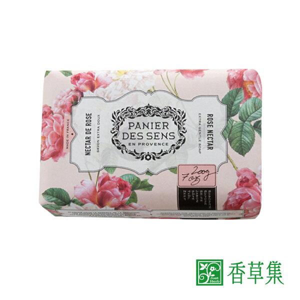 JustHerb 香草集:【香草集JustHerb】柔採玫瑰蜜乳油木皂200g