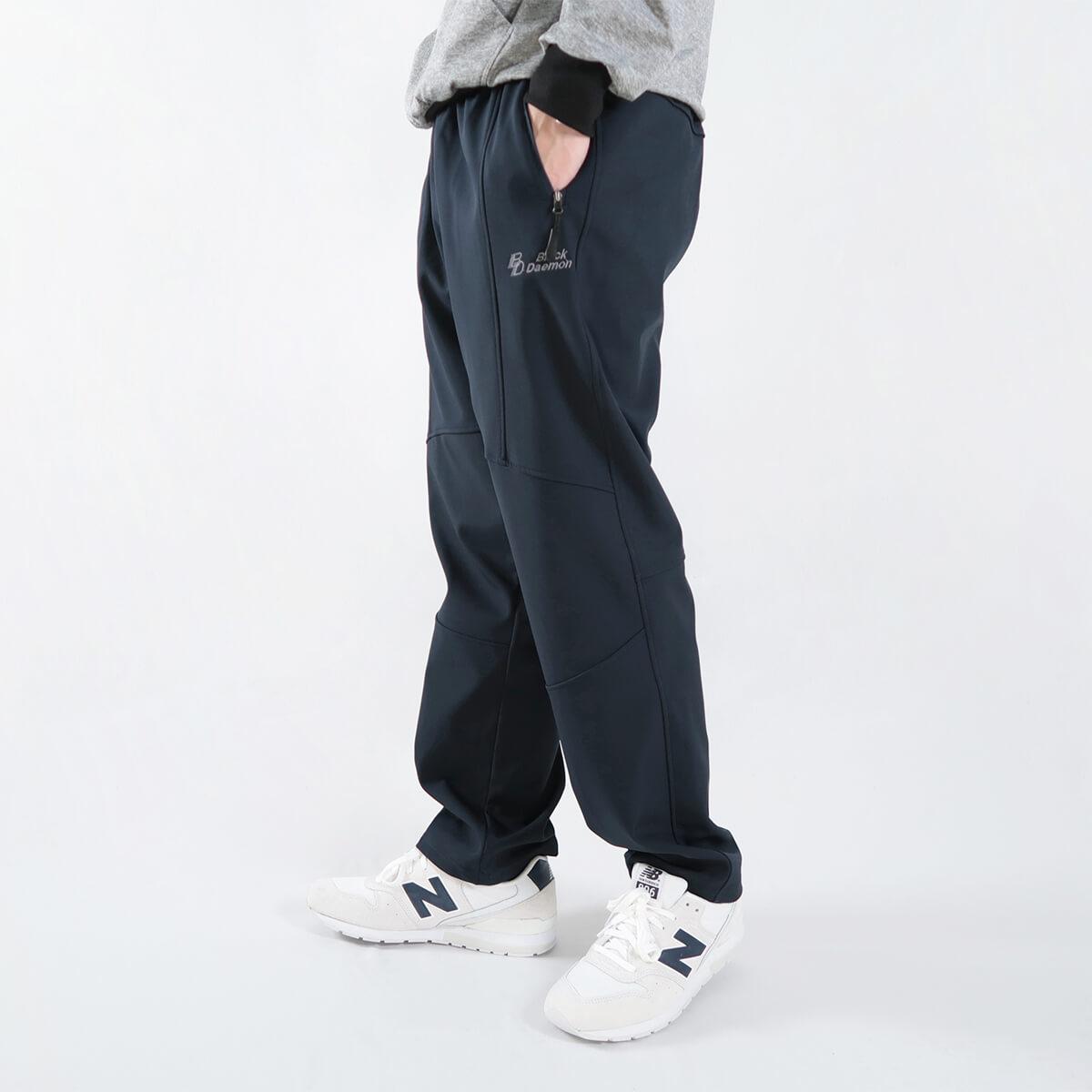 保暖厚刷毛軟殼褲 防風防潑水透氣保暖衝鋒褲 保暖褲 內裡刷毛褲 休閒長褲 黑色長褲 WARM THICK FLEECE LINED SOFTSHELL PANTS OUTDOOR PANTS (321-356-08)深藍色、(321-356-21)黑色、(321-356-22)藍綠色 腰圍M L XL 2L(28~40英吋) [實體店面保障] sun-e 9