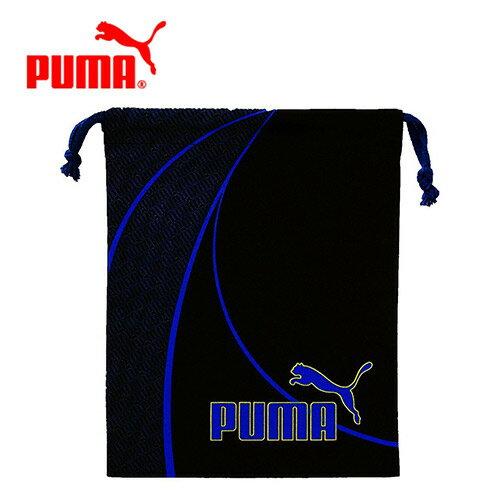 【日本正版】日本製 PUMA 束口袋 收納袋 抽繩束口袋 - 058394