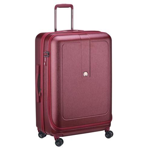 【加賀皮件】DELSEY 法國大使 GRENELLE系列 多色 可擴充加大 拉鍊 行李箱 27吋 旅行箱 0020398