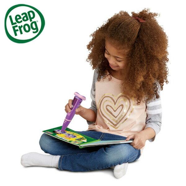 美國 LeapFrog 跳跳蛙 LeapStart Go點讀Go學習筆|點讀筆(綠 / 粉) 3