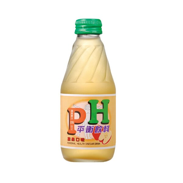 工研PH平衡飲料-蘋果200ml(24入)/箱【康鄰超市】