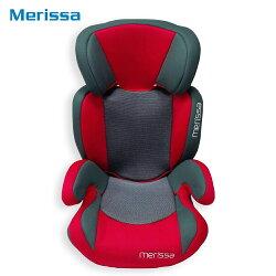 Merissa 美瑞莎 成長型汽座(紅)