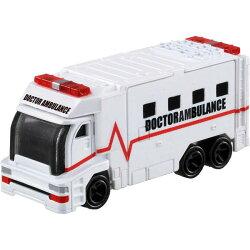 【Fun心玩】TW89893 麗嬰 正版 日本 TAKARA TOMY 緊急救援隊 DH 醫生救護車 聖誕 生日 禮物