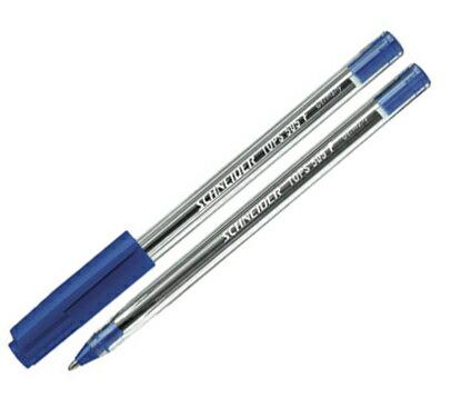 【施奈德】 505F 藍色原子筆 0.5mm (10支/盒)