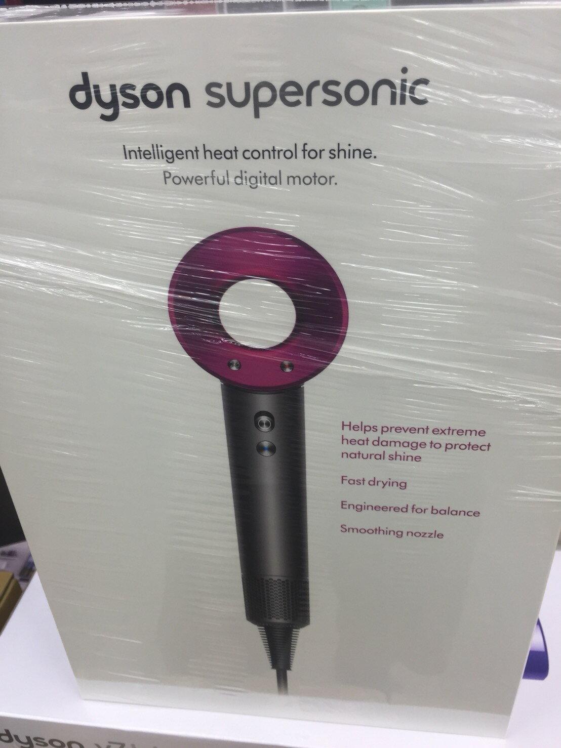 大家最愛的下殺款dyson Supersonic 吹風機 最美的禮物~(各3台下殺12900-快速出貨)