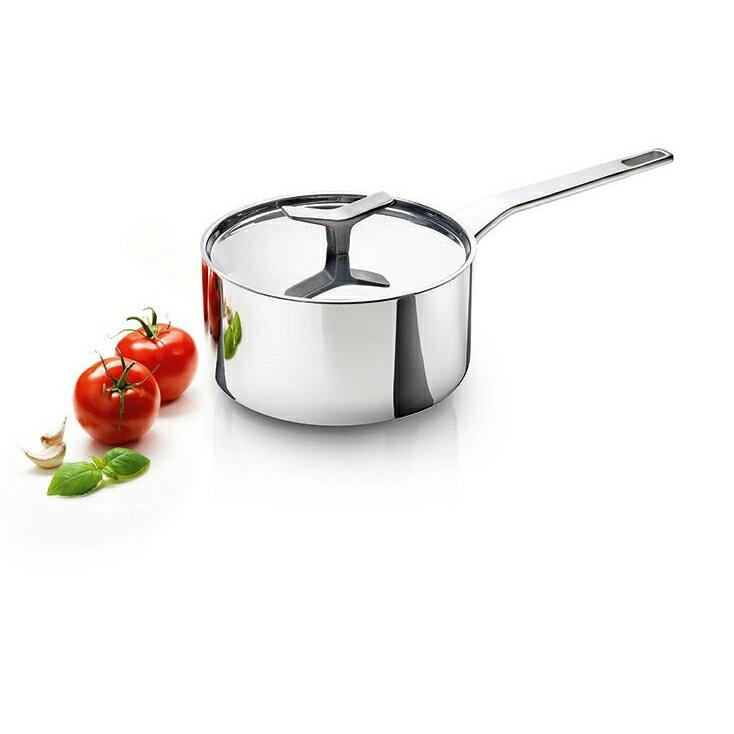 伊萊克斯 Electrolux 304不鏽鋼單柄小湯鍋 E9KLSA01