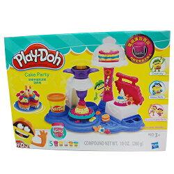 Play-Doh 培樂多 蛋糕派對遊戲組★衛立兒生活館★