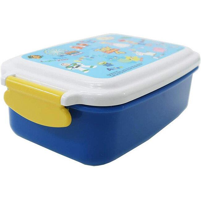 便當盒 日本 迪士尼 皮克斯 玩具總動員4 餐具 造型便當盒 日本進口正版授權