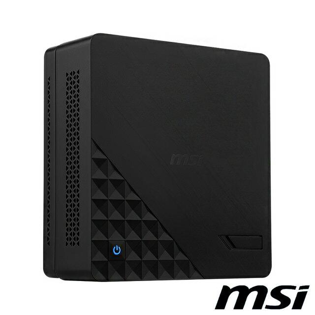 MSI Cubi 2 Plus 7M-010BTW-BXX(準系統)【迪特軍】