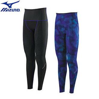 【登瑞體育】MIZUNOBG9000男款兩面穿全長緊身褲-K2MJ5B0292