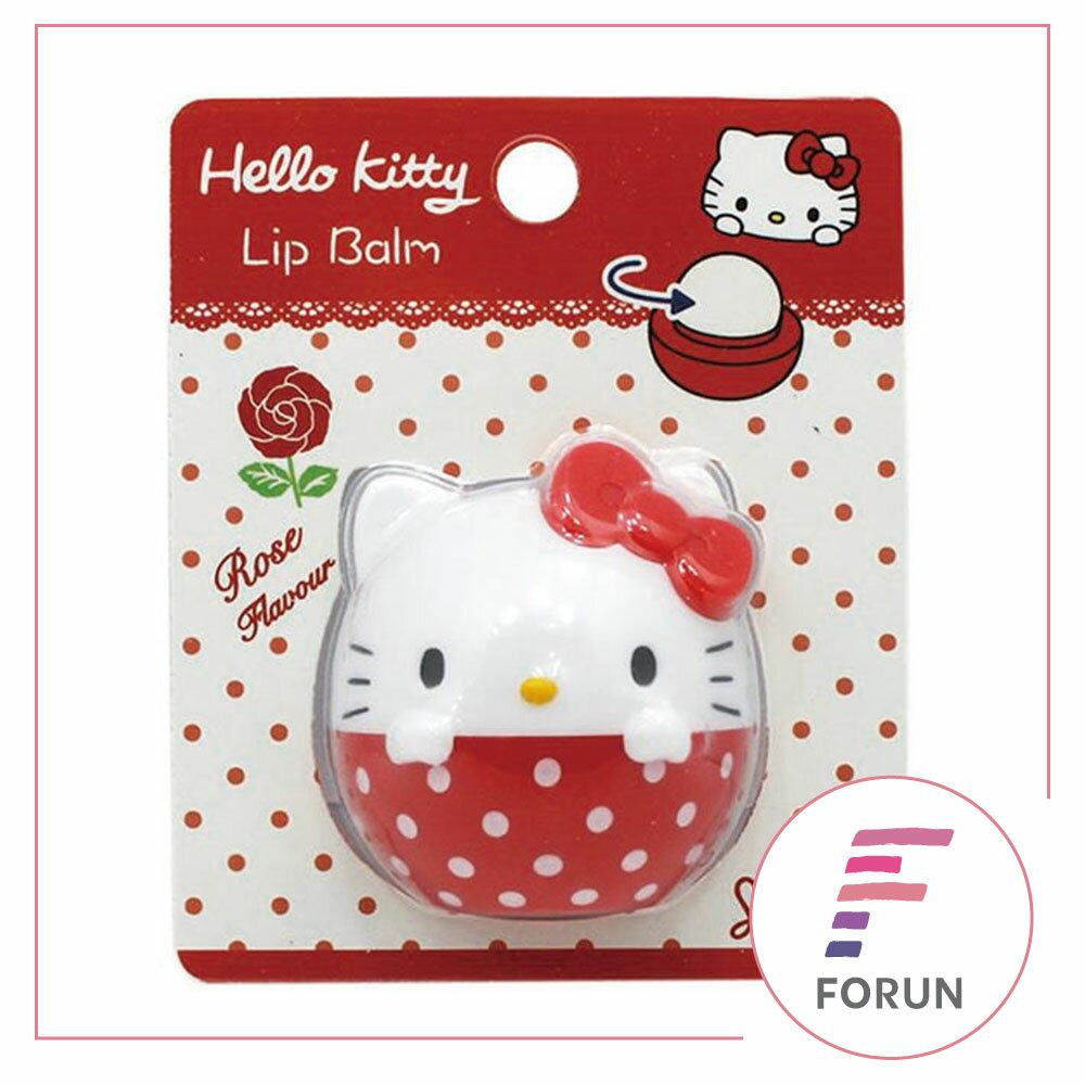 日本 SANRIO 三麗鷗 護唇膏 Hello Kitty 護唇球 (7.5g) 現貨