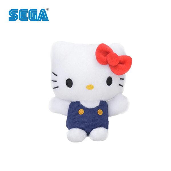 站姿款【日本正版】凱蒂貓吊飾擺飾HelloKitty三麗鷗SEGA-156885