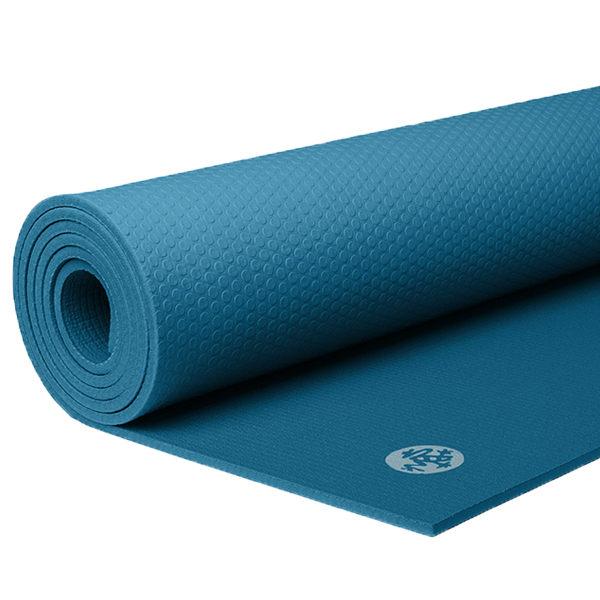 Manduka PRO Mat 專業瑜珈墊 德國製 6mm 礦石藍 Delmara