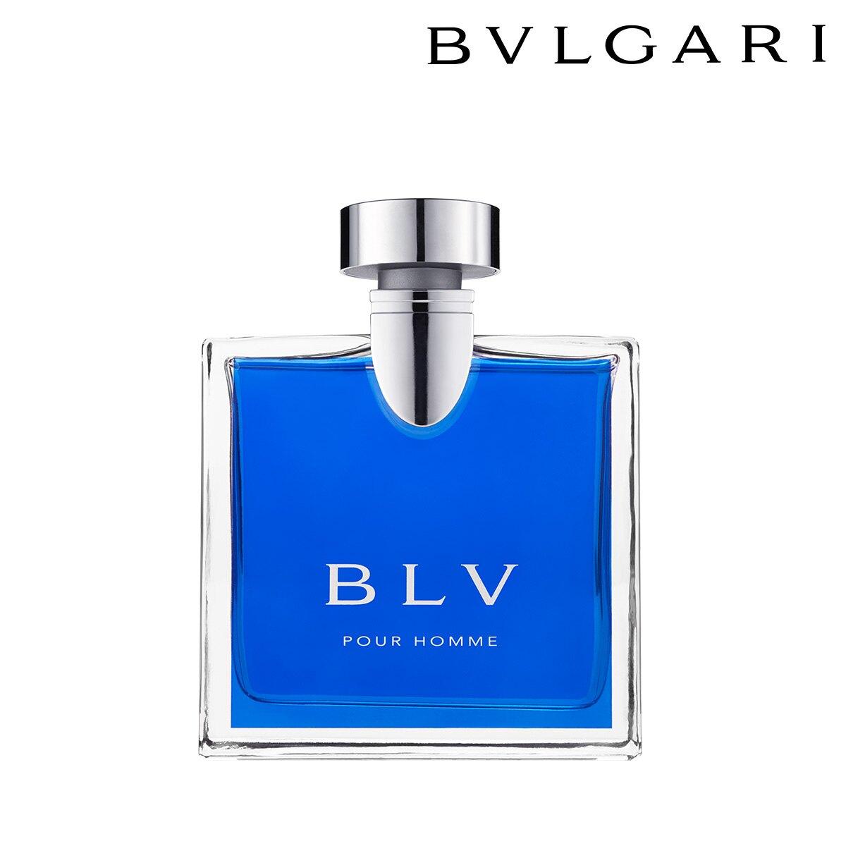BVLGARI BLV 藍茶男性淡香水 100ML ★七彩美容百貨★