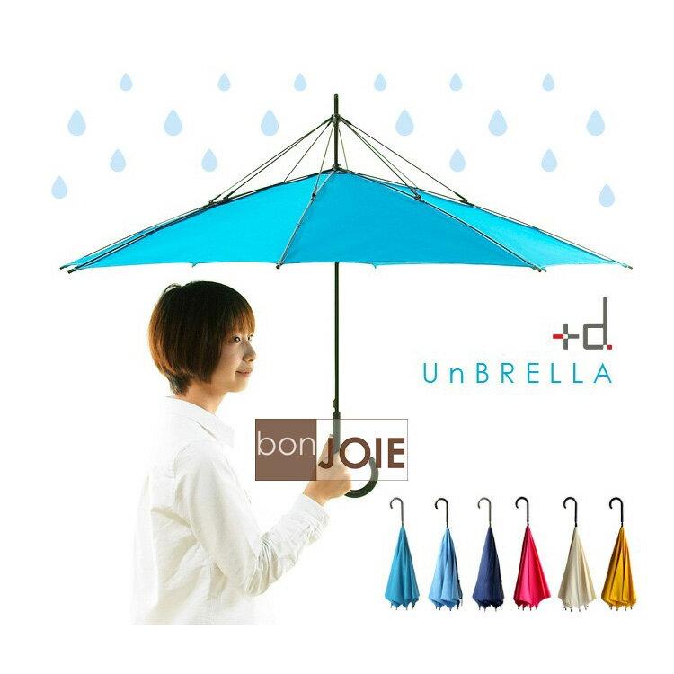 ::bonJOIE::   d UnBRELLA 反向傘  KAZbrella 參考  逆