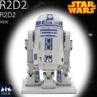 Star wars R2-D2 星際大戰 金屬模型 生日禮物 【現貨】