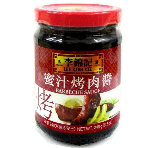 李錦記 蜜汁烤肉醬 240g