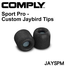 志達電子 JAYSPM[1對] Comply SPORT PRO Jaybird Run, Freedom 2, Freedom F5, X2, X3 and BlueBuds X 專用海棉運動耳塞