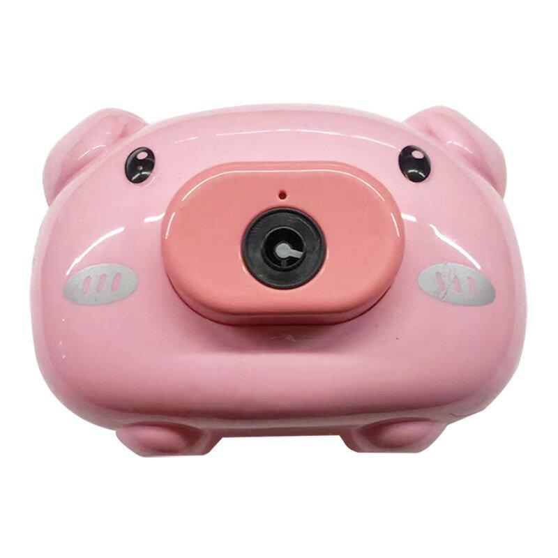 小豬泡泡機玩具照相機加特林泡泡機電動網紅抖音同款新款卡通